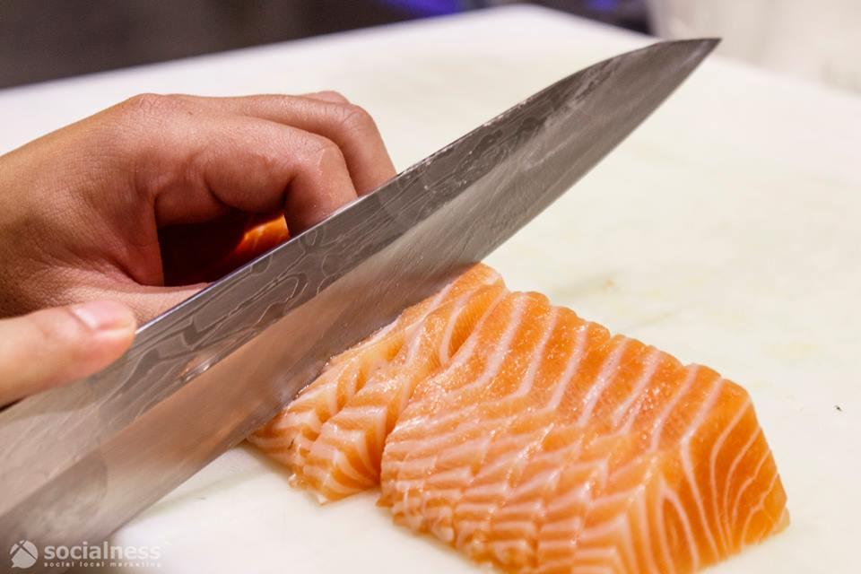 sushi salmone yume