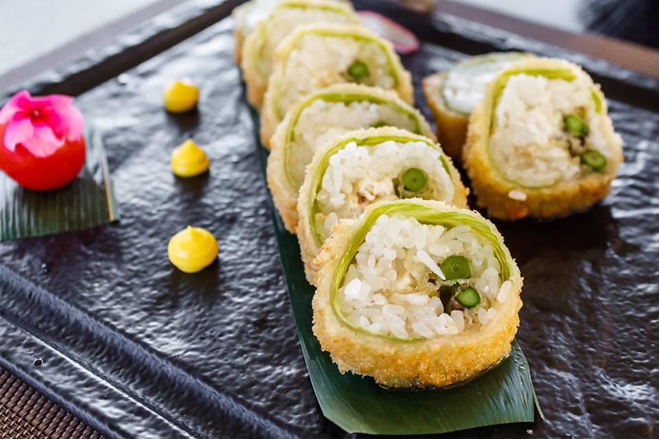 yume involtini riso sushi